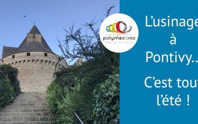 Polymecanic | Usinage à Pontivy durant tout l'été