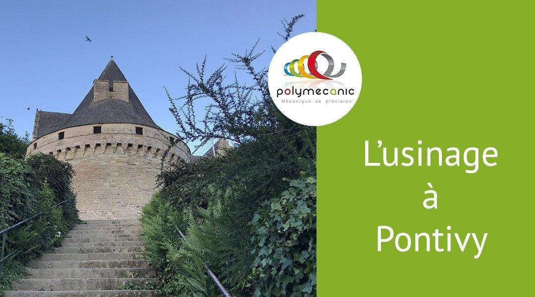 Polymecanic | L'usinage à Pontivy