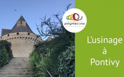 Polymecanic | L'usinage à Pontivy