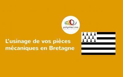 Polymecanic | L'usinage de vos pièces mécanique en Bretagne