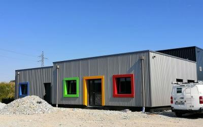 Polymecanic : un nouveau bâtiment et des valeurs affichées