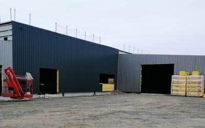 Bientôt un nouveau bâtiment pour Polymecanic et pour votre usinage en Bretagne !